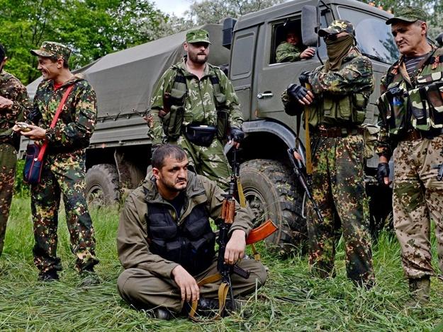 Паника в рядах сепаратистов: 20% личного состава дезертировало из подразделения боевиков в Дебальцево