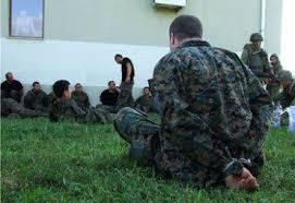 Украинские военные попали в плен под Горловкой
