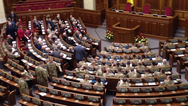 Верховная Рада 14.05.2015. Прямая видео-трансляция