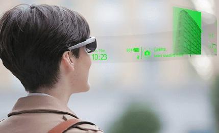 SmartEyeglass Developer Edition, Sony, смарт-очки,