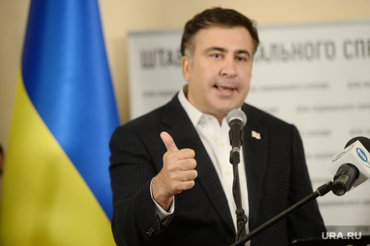 Политика, Михаил Саакашвили, Видео, аваков
