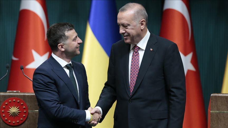 Корветы и беспилотники: о чем Зеленский во время визита в Турцию намерен договариваться с Эрдоганом