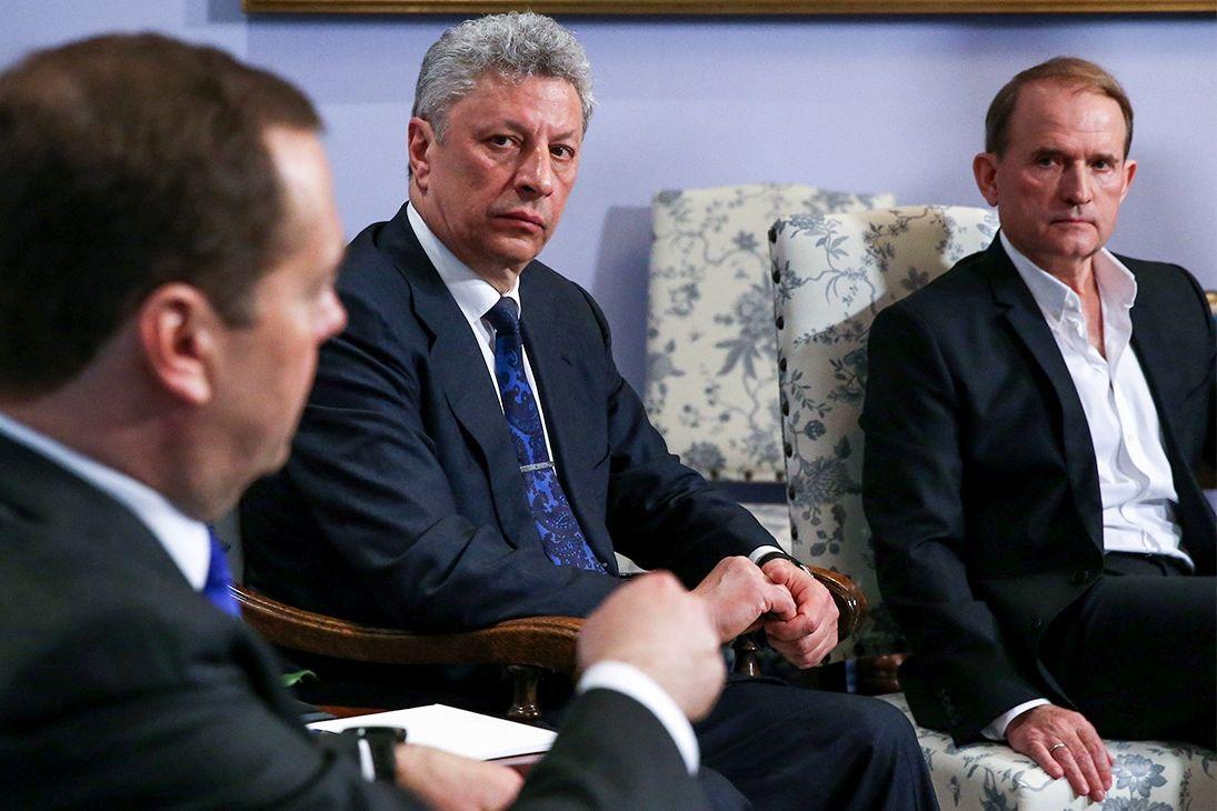 """Медведчук связался с Медведевым, Соловей предупредил Украину: """"Готовимся, точно что-то задумали"""""""