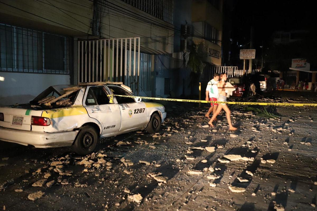 Ученые объяснили необычное явление в Мексике во время землетрясения