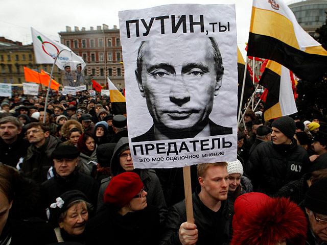 Россияне начнут валить режим Путина и стрелять в полицейских: ошибка Кремля делает бунт неизбежным