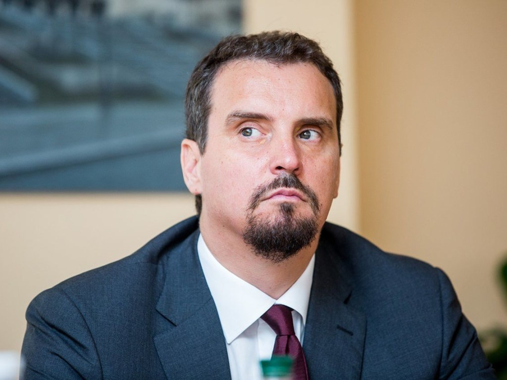 Украина, политика, указ, зеленский, Укроборонпром, Абромавичус