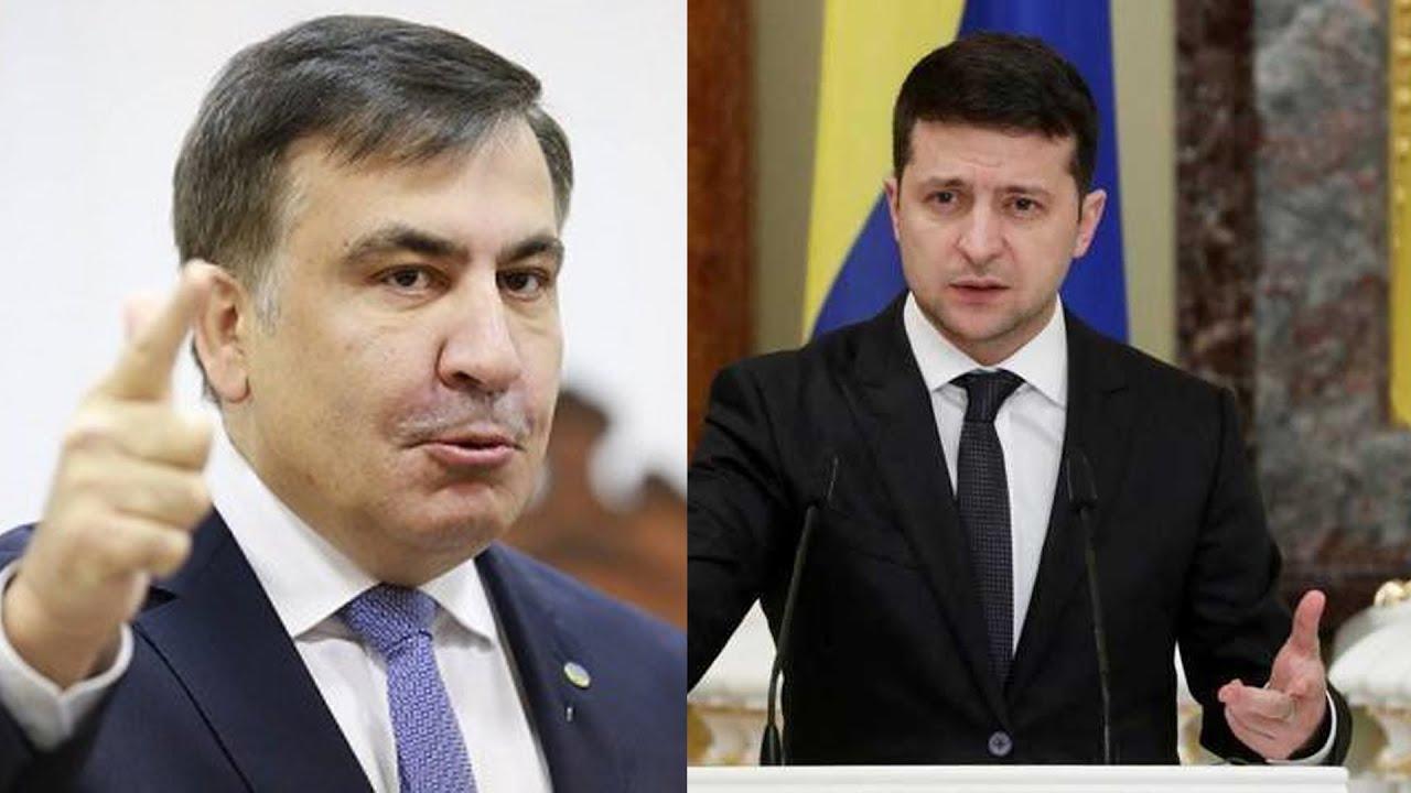 Саакашвили рассказал о главном достижении Зеленского в первый год президентства