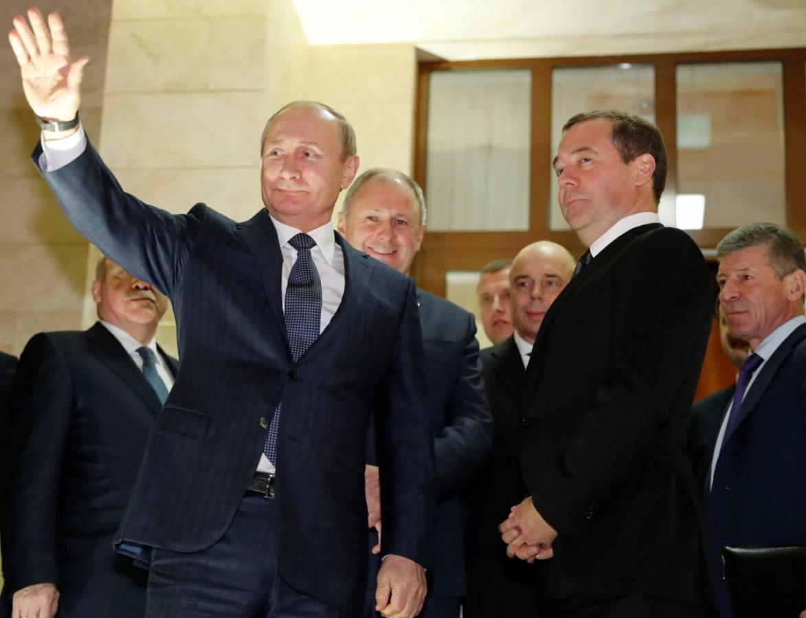 Как изменения Конституции в России и отставка Медведева повлияют на Украину