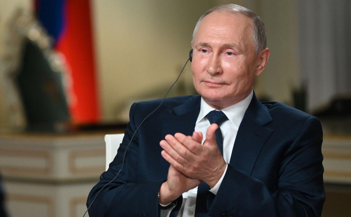 """Политолог Павловский о нашумевшем интервью Путина NBC: """"Меньше прикидывается, чем обычно"""""""