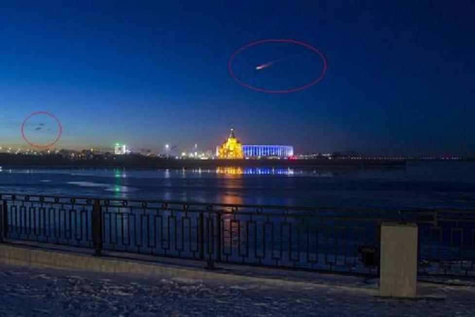 россия, нибиру, нижний новгород, фото, конец света, нло, пришельцы, апокалипсис