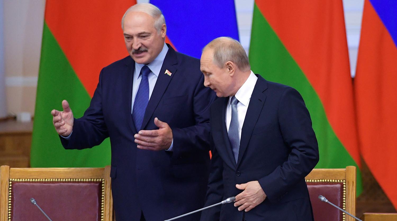 Переговоры Путина и Лукашенко в Сочи: белорусская делегация не смогла приземлиться по причине снегопада