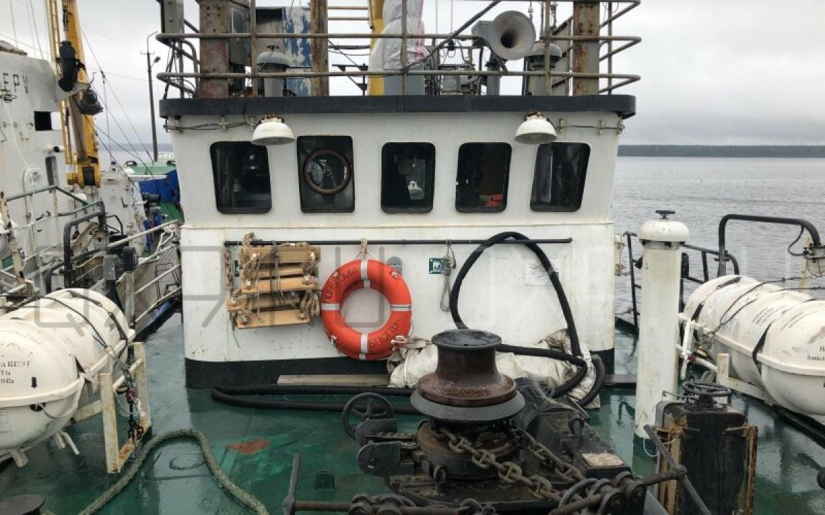 Пошел ко дну: у берегов Эстонии утонул российский рыболовный корабль, на борту было 7 человек