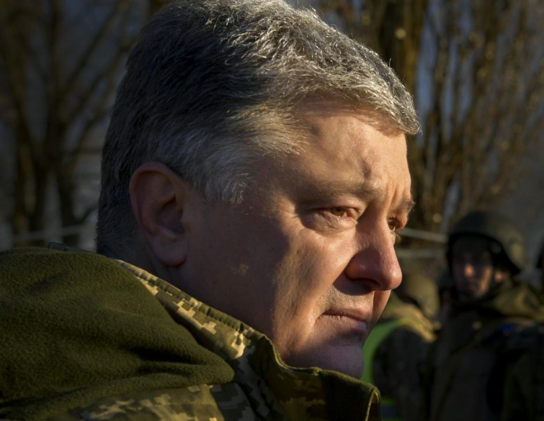 зеленский, порошенко, майдан, вече, киев, акция, нормандская