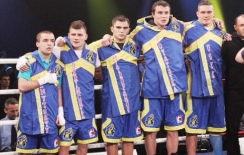 Украинские атаманы, Пустынные ястребы, бокс, алжир