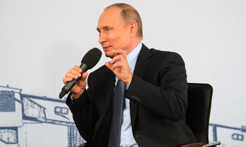 """""""Еще не все потеряно"""", - Путин продолжает лелеять призрачные надежды, что Украина сдастся и вернется под контроль Кремля"""