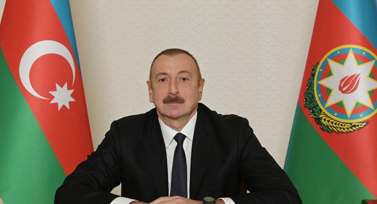 """Алиев заявил о завершении конфликта в Карабахе: """"Пришло время подумать о мире"""""""