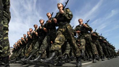 """ВО """"Свобода"""" требует произвести мобилизацию на территории Донецкой и Луганской областей"""