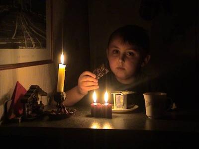 В Донецкой области обесточенными остаются 75 населенных пунктов
