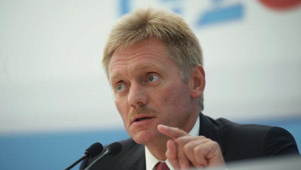 Кремль приветствовал подписание перемирия во время встречи контактной группы в Минске