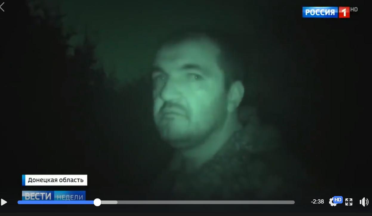 Убийство главаря боевиков Мамая под Авдеевкой: в Сети опубликовано полное видео