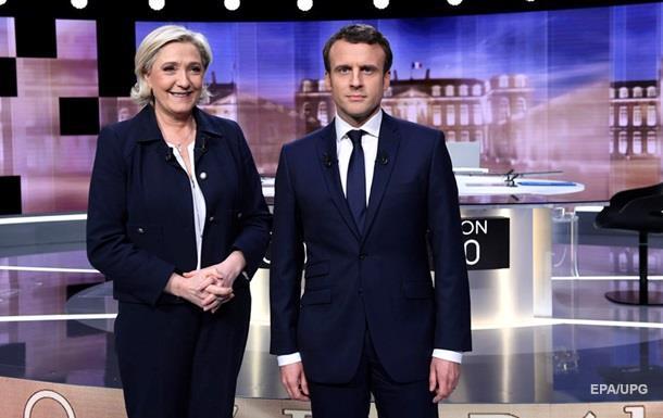 "Ле Пен разгромно проиграла дебаты: за три дня до выборов президента Франции Макрон ""нокаутировал"" ""подругу"" Путина"