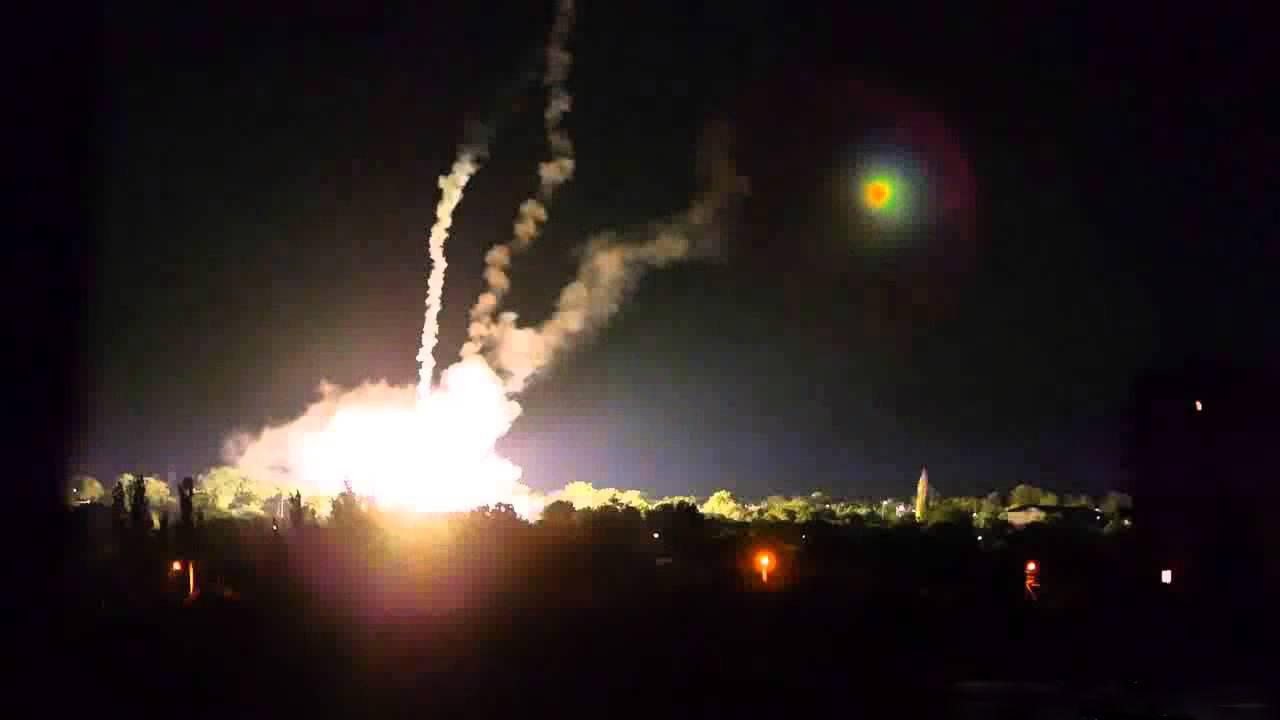 Террористы обстреливают позиции ВСУ из Ясиноватой, Макеевки и Донецка, мирные жители цинично используются боевиками в качестве живого щита, - Кабакаев