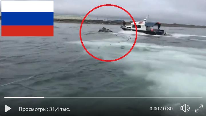 азов, нападение, россия, украина, крым, агрессия, стрельба, ВСУ, Охотское море Камчатка
