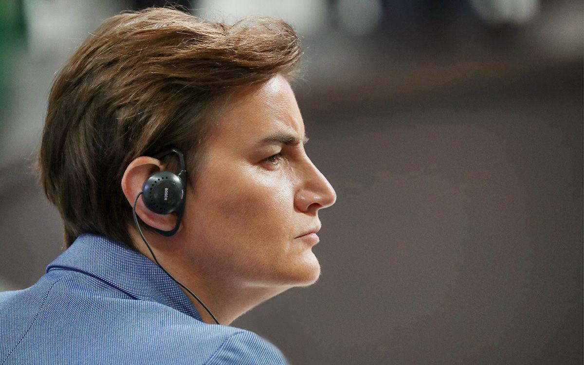 Прослушивание президента Сербии Вучича: премьер заговорила о госперевороте