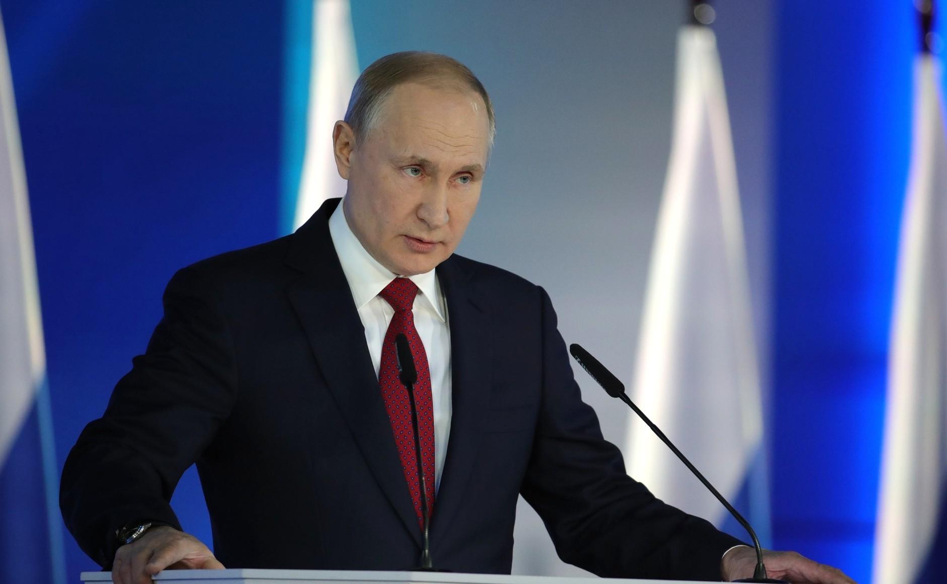 Появился новый рейтинг поддержки Путина после отставки Правительства в России