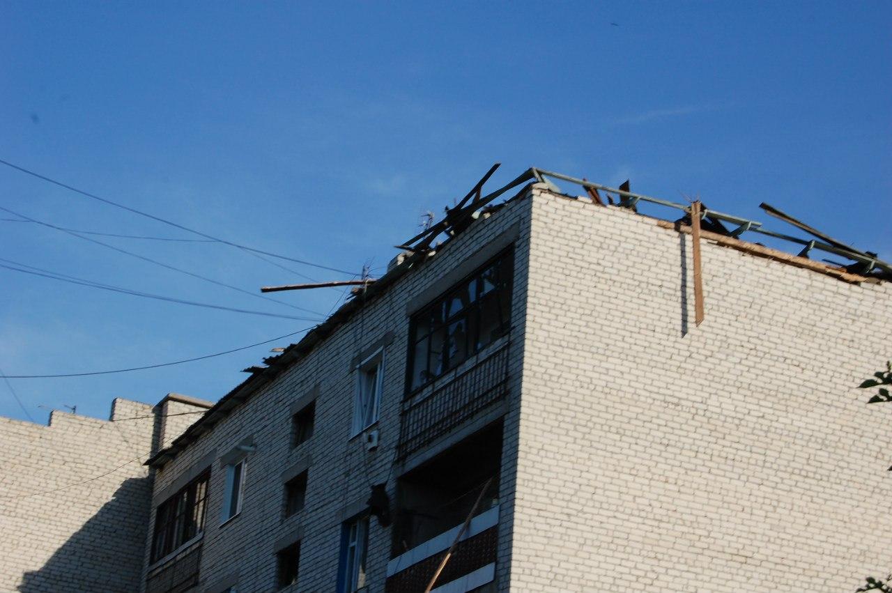 Житель Первомайска: у нас сейчас второй Славянск, а в новостях об этом молчат