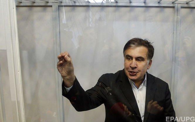 Силовики уже готовят депортацию Саакашвили из Украины: стало известно, куда отправят опального политика