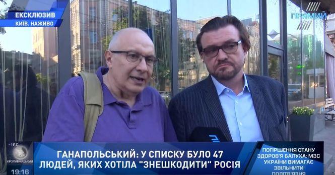 Ганапольского и Киселева срочно вызвали в СБУ: стало известна тема разговора силовиков с журналистами