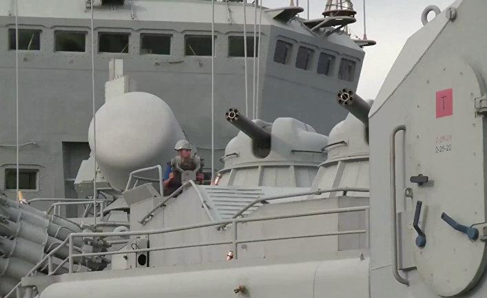 Военно-морская база в Тартусе: что Россия делает в Сирии - турецкие СМИ