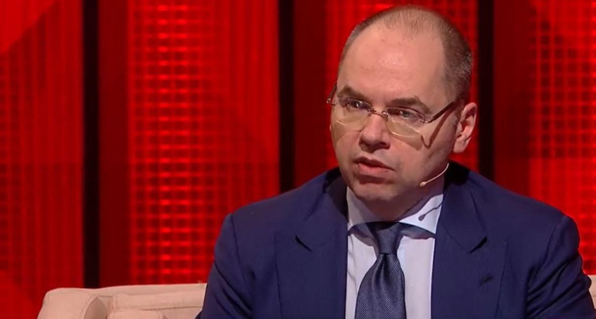 """Степанов назвал четыре области Украины, которые могут попасть в """"красную зону"""": """"Заполнены 65% коек"""""""