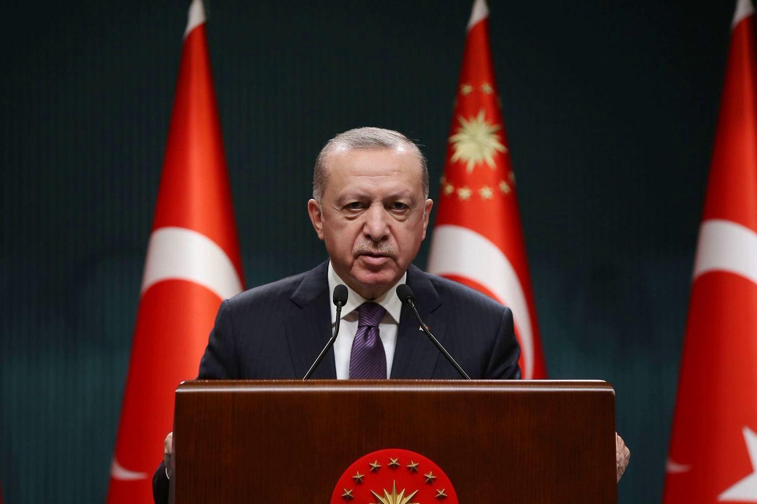"""Эрдоган поддержал ХАМАС в его войне с Израилем и пообещал """"действия"""", как в Карабахе и Сирии"""