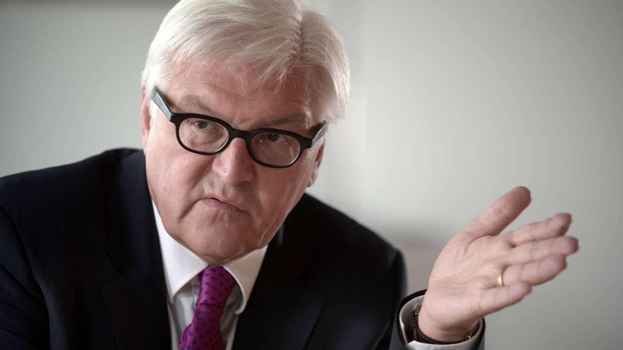 Штайнмайер: нельзя просто так повторить Минские договоренности
