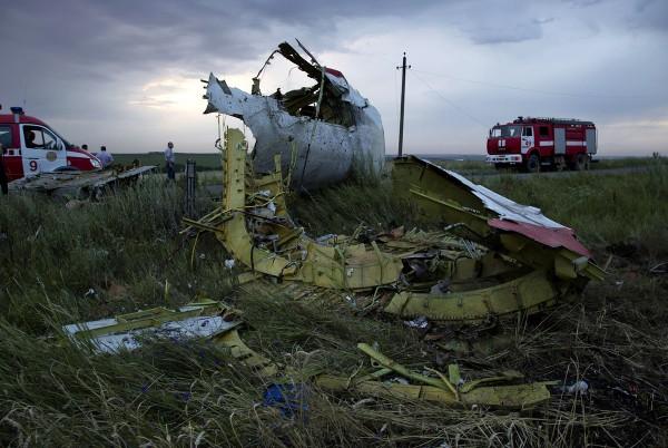 Памяти пассажиров «Боинг-777»