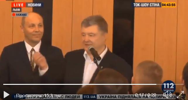 Видео с заявлением Порошенко о России разозлило РФ: россияне возмущены и бросились скандалить