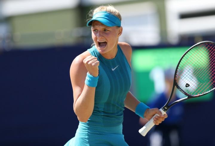 Гордость Украины: 18-летняя теннисистка Ястремская стала самой юной чемпионкой в нашей истории