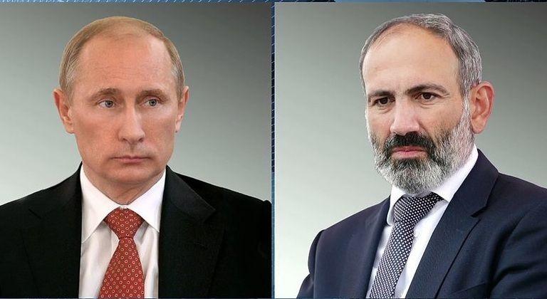 Путин не поддержал Генштаб Армении в борьбе против Пашиняна - Кремль предложил свой сценарий