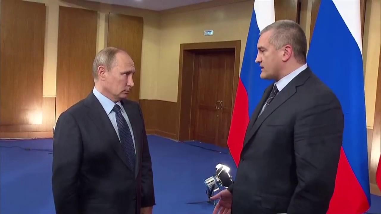"""Это настоящий провал, в Кремле очень недовольны: источник поделился, как """"глава"""" Крыма Аксенов крупно """"подставил"""" Путина"""