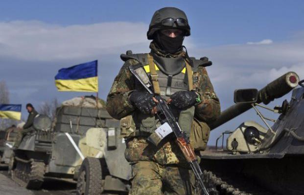 всу, донбасс, учения, танк, война, украина, оос