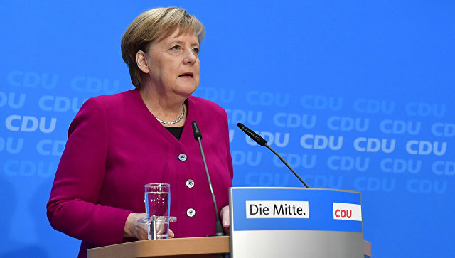 """""""Северный поток -2"""": Меркель заявила, что транзит газа через украинскую территорию должен сохраниться"""