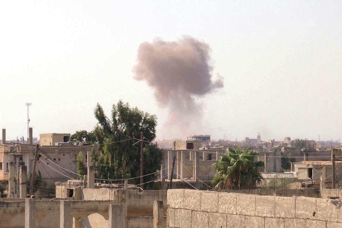 """В Сеть попали кадры центра КСИР после ракетной атаки ЦАХАЛ - РФ назвала повреждения """"незначительными"""""""