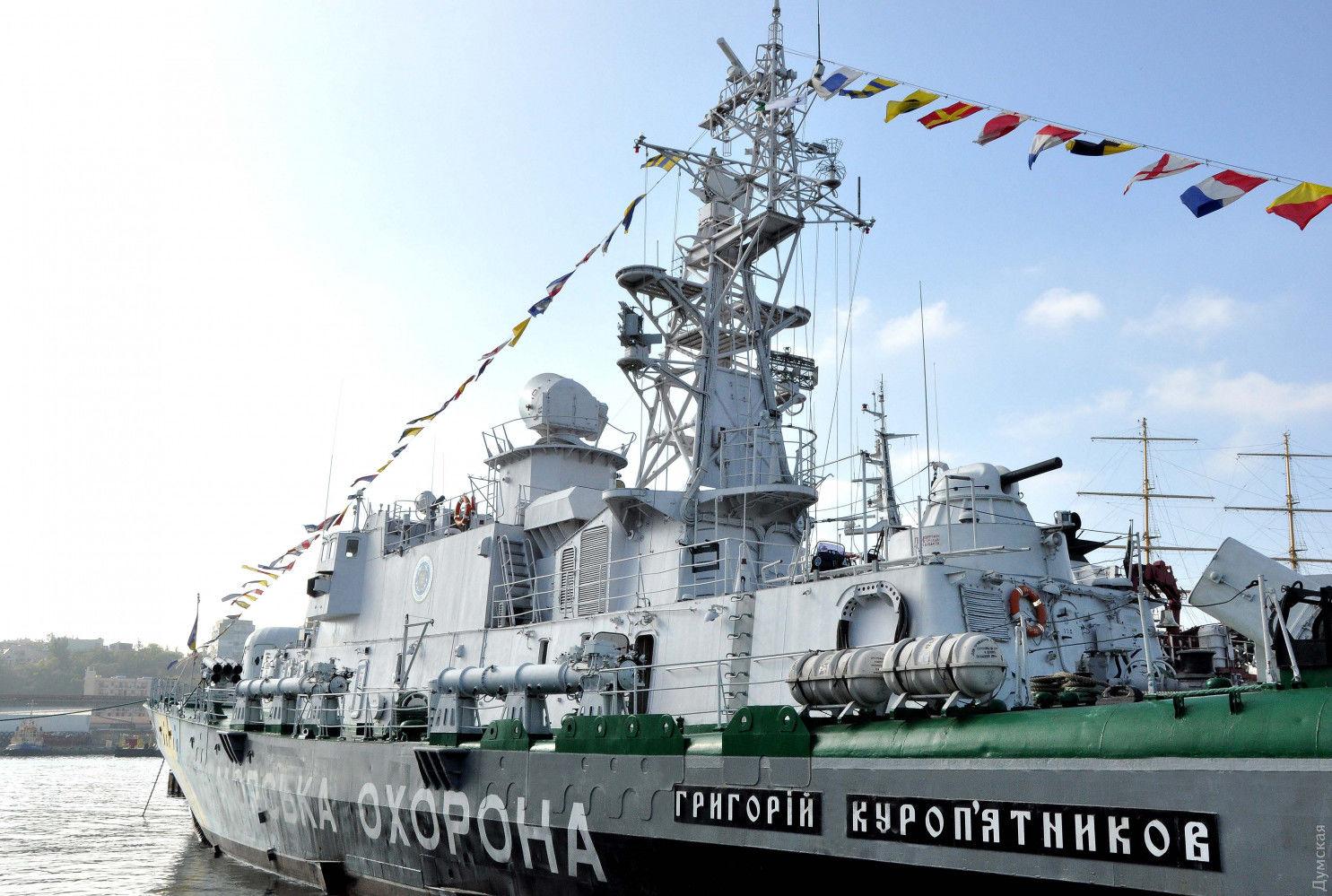 В Госпогранслужбе рассказали о реальных препятствиях со стороны России в ходе учений в Черном море