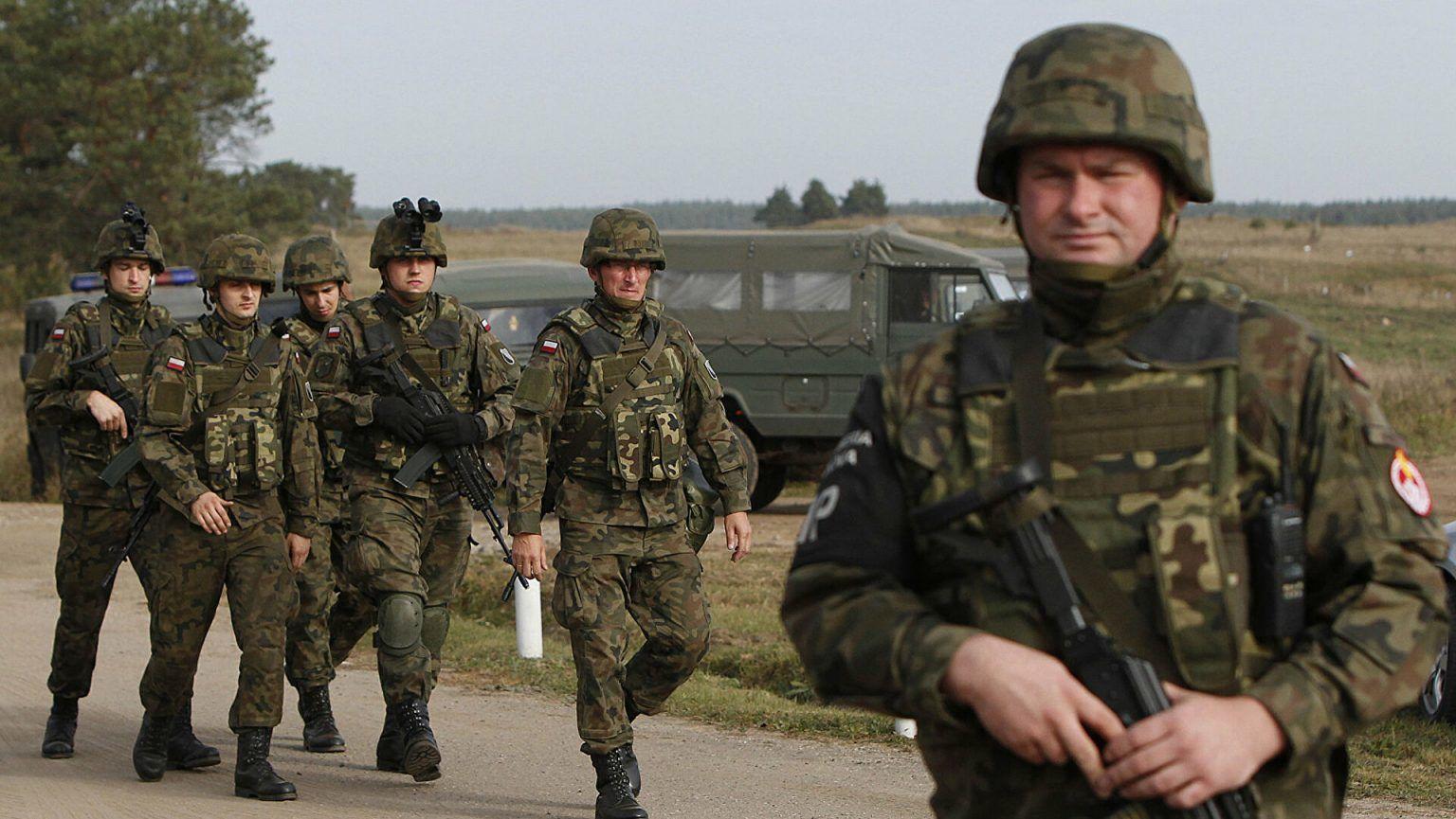 """В Польше готовы к агрессии Кремля: там стартовали масштабные учения """"Рысь - 21"""""""