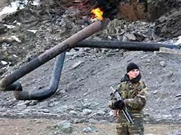 Чтобы восстановить газодобывающие объекты, поврежденные во время АТО необходимо 100 миллионов гривен