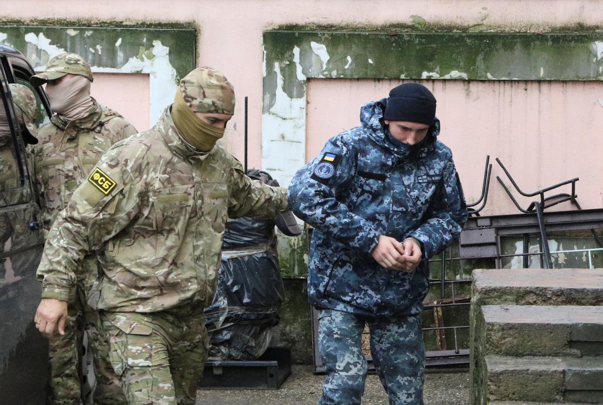 сизо рф, пленные моряки, украина, россия, русское радио