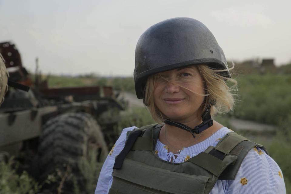 гриценко, геращенко, выборы, зеленский, скандал, украина