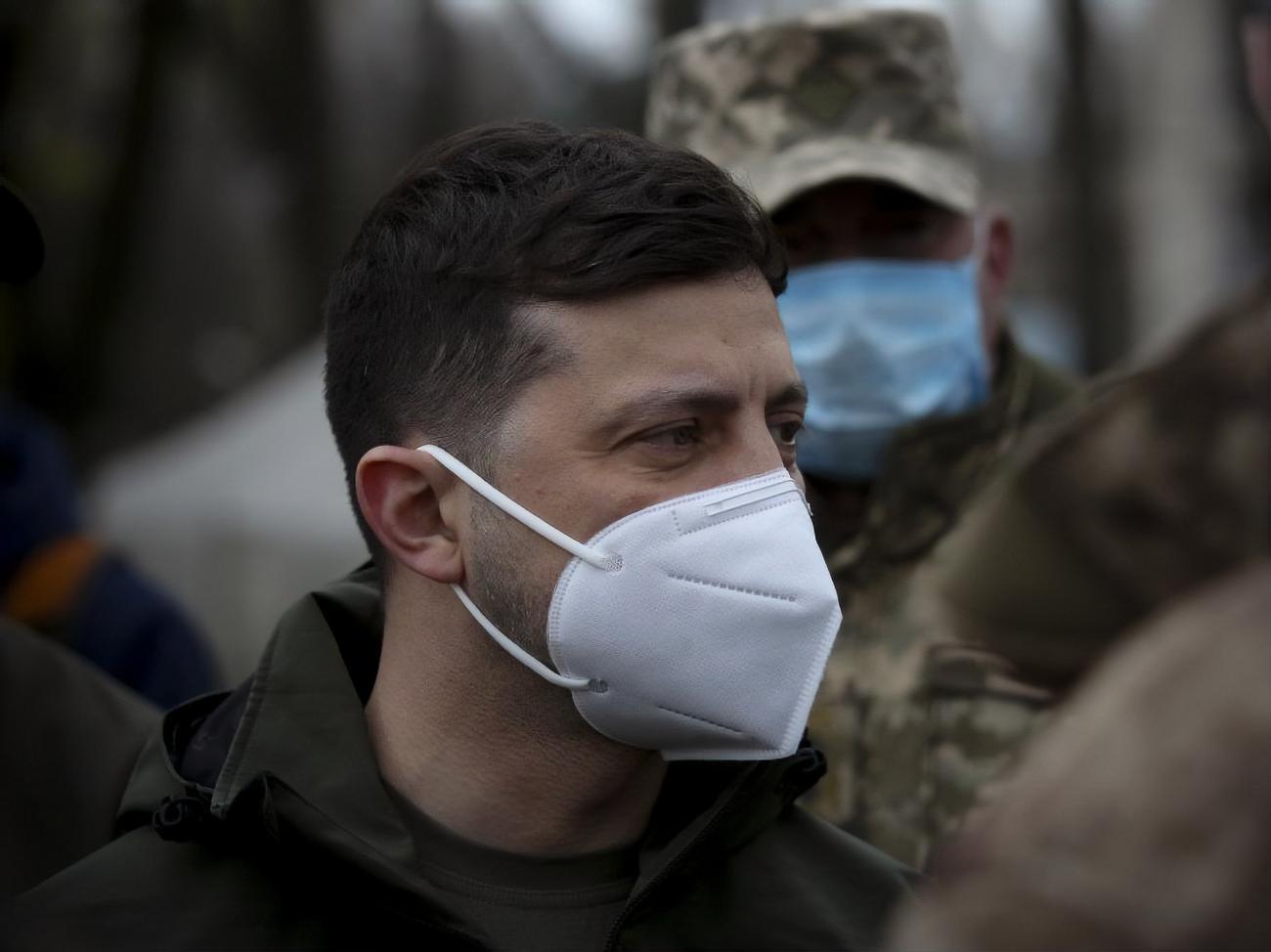 Зеленский пояснил, когда ситуация с коронавирусом в Украине улучшится